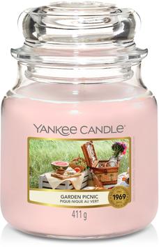 YC Garden Picnic Medium Jar