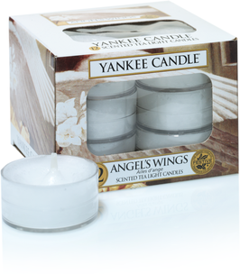 Angel's Wings Tealights