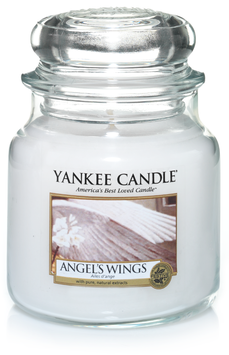 Angel's Wings Medium Jar