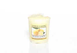 Sicilian Lemon Votive