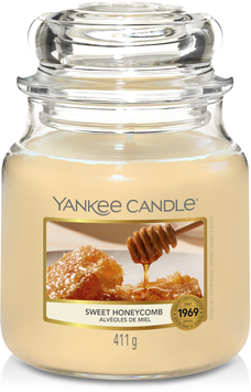 YC Sweet Honeycomb Medium Jar