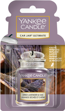 Dried Lavender & Oak Car Jar Ultimate