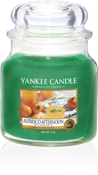 Alfresco Afternoon Medium Jar