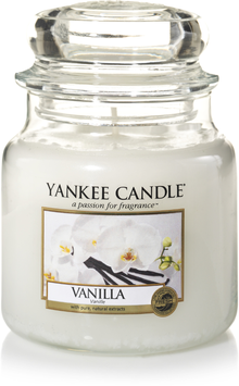 Vanilla Medium Jar