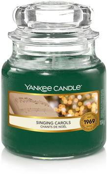 YC Singing Carols Small Jar