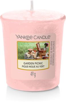 YC Garden Picnic Votive