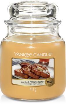YC Vanilla French Toast Medium Jar