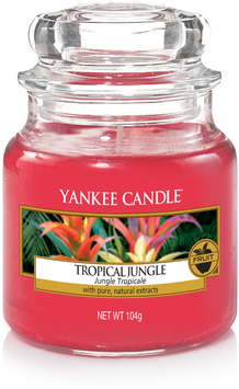 Tropical Jungle Small Jar