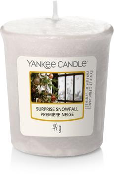 YC Surprise Snowfall Votive