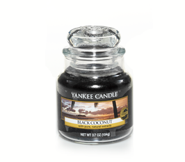 Black Coconut Small Jar