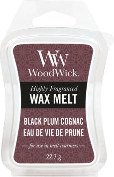 WW Black Plum Cognac Waxmelt