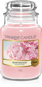 YC Blush Bouquet Large Jar