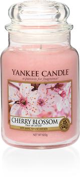Cherry Blossom Larg Jar