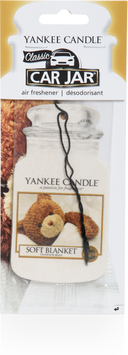 YC Soft Blanket Car Jar