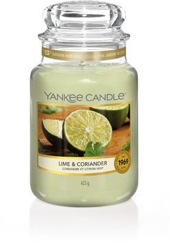 YC Lime & Coriander Large Jar