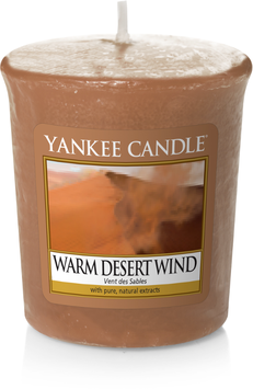 Warm Desert Wind Votive