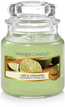 YC Lime & Coriander Small Jar