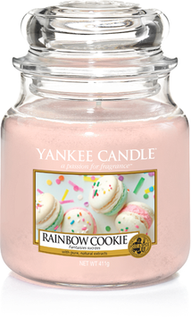 Rainbow Cookie Medium Jar