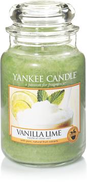 Vanilla Lime Large Jar