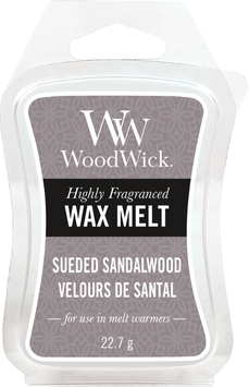 WW Sueded Sandalwood Waxmelt