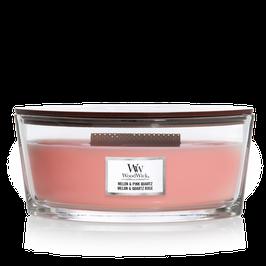 WW Melon & Pink Quartz Ellipse