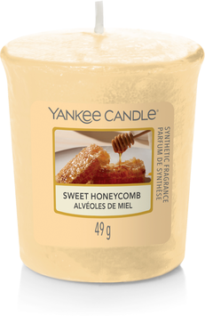 YC Sweet Honeycomb Votive