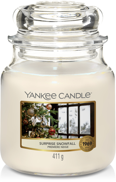 YC Surprise Snowfall Medium Jar