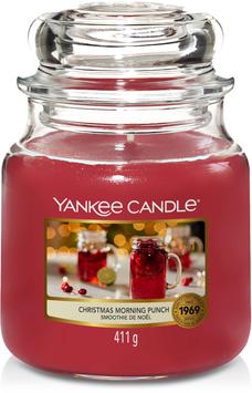 YC Christmas Morning Punch Medium Jar