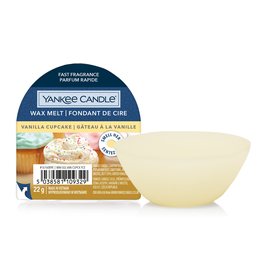 YC Vanilla Cupcake New Wax Melt