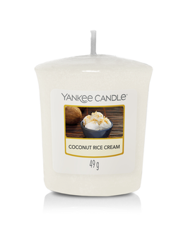 YC Coconut Rice Cream Votive