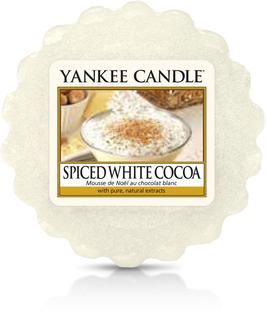Spiced White Cocoa Melt