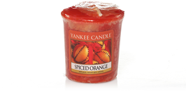 Spiced Orange Votive