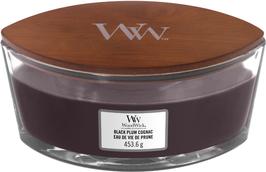 WW Black Plum Cognac Ellipse