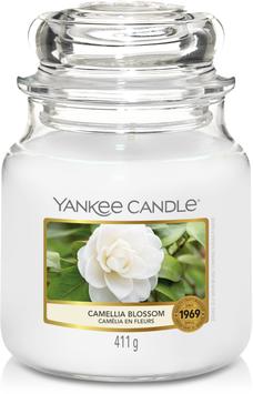 Camellia Blossom Medium Jar