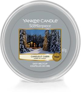 Candlelit Cabin Scenterpiece
