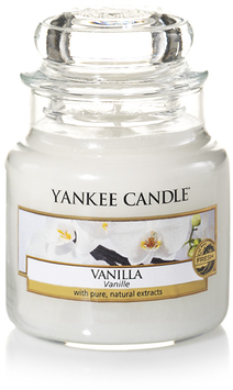 Vanilla Small Jar