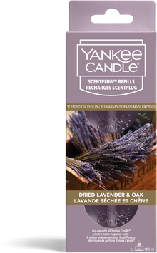 Dried Lavender & Oak Electric Refill