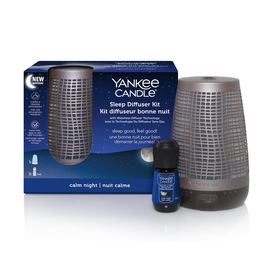 YC Sleep Diffuser Bronze Starter Kit EU