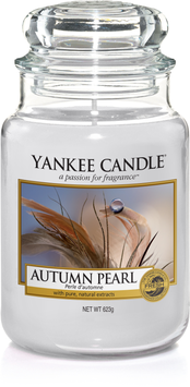 Autumn Pearl Large Jar