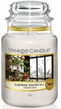 YC Surprise Snowfall Large Jar