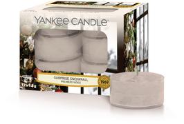 YC Surprise Snowfall Tealights
