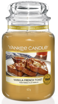 YC Vanilla French Toast Large Jar