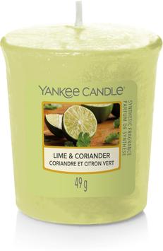 YC Lime & Coriander Votive