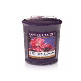Black Plum Blossom Votive