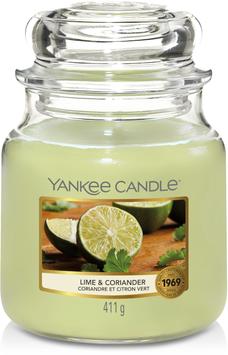 YC Lime & Coriander Medium Jar