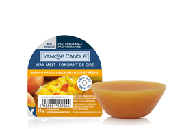 YC Mango Peach Salsa New Wax Melt