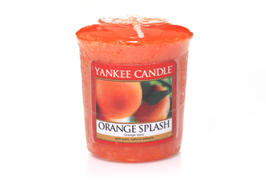 Orange Splash Votive