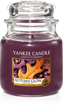 Autumn Glow Medium Jar