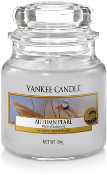 Autumn Pearl Small Jar
