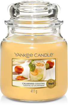 YC Calamansi Cocktail Medium Jar
